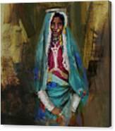 030 Sindh Canvas Print