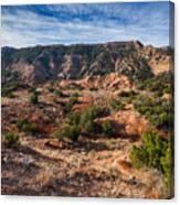 030715 Palo Duro Canyon 025 Canvas Print