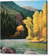 031008-1620   Fall Wardrobe Canvas Print