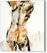04935 Swinger Canvas Print