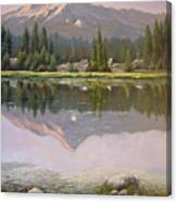 060923-2430  Reflections At Days End   Canvas Print