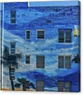 0691- Murral Canvas Print