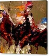 09 Canvas Print