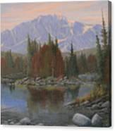 090506-1418   Colorado Morning Canvas Print