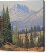 090915-68  Beckoning Solitude Canvas Print