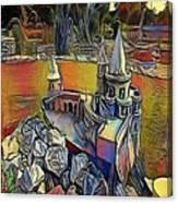 Church - My Www Vikinek-art.com Canvas Print