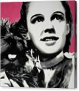 - Dorothy - Canvas Print