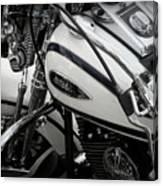 1 - Harley Davidson Series  Canvas Print