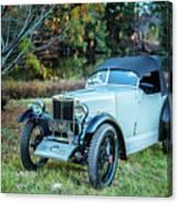 1743.017 1930 Mg Top Quarter Canvas Print