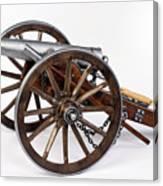 1861 Dahlgren Cannon Canvas Print
