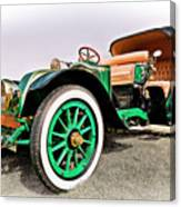 1914 Renault Type Ef Victoria Canvas Print