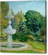 1917 Sergey Vinogradov Canvas Print