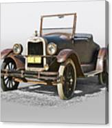 1925 Chevrolet Series K Roadster Canvas Print