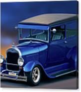 1928 Ford Tudor Sedan II Canvas Print