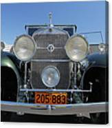 1931 Cadillac Automobile Canvas Print
