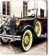 1931 Ford Phaeton Canvas Print