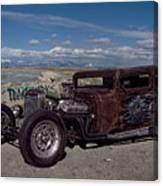 1932 Chevrolet Rat Rod Canvas Print