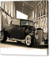 1932 Ford Lil' Deuce Coupe Canvas Print