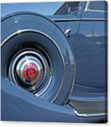 1937 Packard Automobile Canvas Print