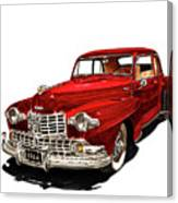 1946 Lincoln Continental Mk I Canvas Print