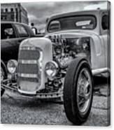 1948 Mercury Pickup Hot Rod Canvas Print