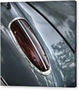1960 Chevrolet Corvette Taillight Canvas Print