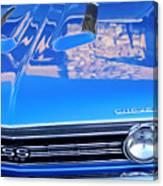 1967 Chevrolet Chevelle Super Sport  Canvas Print