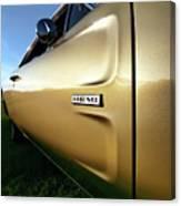 1968 Dodge Charger Hemi Canvas Print