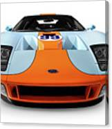 2006 Ford Gt Canvas Print