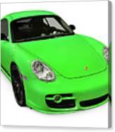 2008 Porsche Cayman S Sport Canvas Print