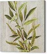 3d Wild Flower Painting Canvas Print
