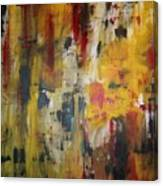 42 Canvas Print