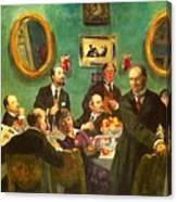 43769 Boris Kustodiev Canvas Print