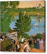43785 Boris Kustodiev Canvas Print
