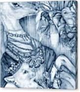 48563 Adrienne Segur Canvas Print