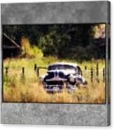 53 Pontiac Canvas Print