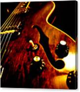 '68 Gibson Canvas Print