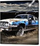 69 Thunderbird Canvas Print