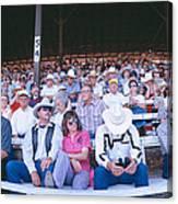 75th Ellensburg Rodeo, Labor Day Canvas Print