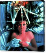A Nightmare On Elm Street 1984 Canvas Print