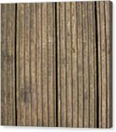 A Wood Panel Background, Floor, Wall, Texture Canvas Print