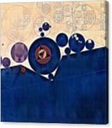 Abstract Painting - Champagne Canvas Print