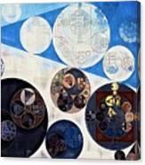 Abstract Painting - San Marino Canvas Print