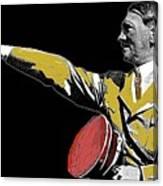 Adolf Hitler Saluting  Circa 1933-2012  Canvas Print