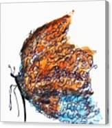 Adorned Canvas Print