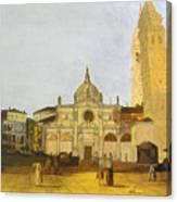 After Campo Santa Maria Formosa Canvas Print