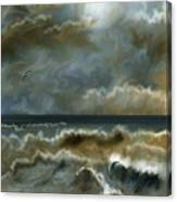 After The Squall Canvas Print