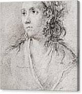 Agustina Raimunda Mar Canvas Print