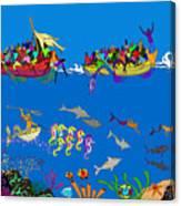 Agwe Canvas Print