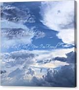 Amazing Grace Canvas Print